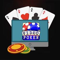 Le vidéo poker sur les casinos en ligne français
