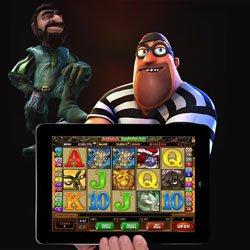 Les machines à sous des casinos en ligne français